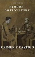 Crimen y castigo (TOC activo) (Clásicos de la A a la Z) - Fyodor Dostoyevsky