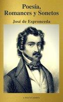 José de Espronceda : Poesía, Romances y Sonetos ( Clásicos de la literatura ) ( A to Z classics) - A to Z Classics, José de Espronceda