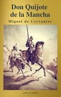 Don Quijote - Miguel De Cervantes, A to Z Classics