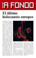 El último holocausto europeo - Susana Hidalgo Arenas