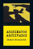 Asesinatos archivados - Didier Daeninckx
