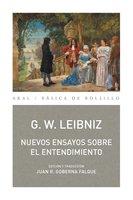 Nuevos ensayos sobre el entendiemiento - Gottfried Wilhelm Leibniz