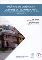 Políticas de vivienda en ciudades latinoamericanas - Peter M Ward