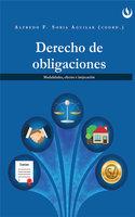 Derecho de obligaciones - Alfredo Soria Aguilar