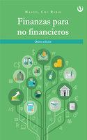 Finanzas para no financieros - Manuel Chu