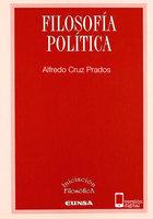 Filosofía política - Alfredo Cruz Prados