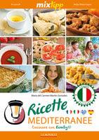MIXtipp: Ricette Mediterranee (italiano) - Maria Carmen del Martin-Gonzales