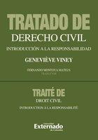 Tratado de derecho civil - Geneviève Viney, Fernando Montoya Mateus