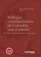 Diálogos constitucionales de Colombia con el mundo - Juan Carlos Henao