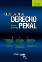 Lecciones de derecho penal. Parte general - Varios Autores