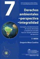 Derechos ambientales en perspectiva de integralidad - Gregorio Mesa Cuadros