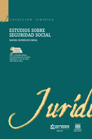 Estudios sobre seguridad social 5 Ed - Rafael Rodríguez Mesa