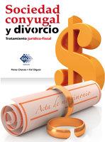 Sociedad conyugal y divorcio - José Pérez Chávez, Raymundo Fol Olguín