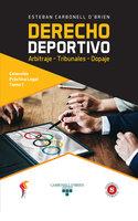 Derecho deportivo - Esteban Carbonell O'Brien