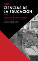 Ciencias de la Educación - Tomo I - Sulpicio Vicuña Vidal