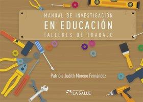 Manual de investigación en educación - Patricia Judith Moreno