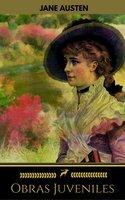 Obras Juveniles - Jane Austen, Golden Deer Classics