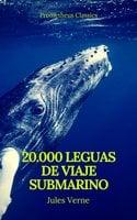 Veinte mil leguas de viaje submarino (Prometheus Classics) - Julio Verne, Prometheus Classics