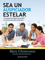 Sea un auspiciador estelar - Mary Christensen