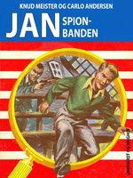 Spionbanden - Knud Meister,Carlo Andersen