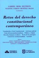Retos del derecho constitucional contemporáneo - Gabriel Mora Restrepo