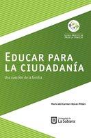 Educar para la ciudadanía - María del Carmen Docal-Millán