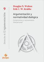 Argumentación normatividad dialógica - Douglas Walton, Erick C. W. Krabbe