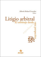 Litigio arbitral - Alfredo Bullard