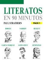 En 90 minutos - Pack Literatos 1 - Paul Strathern