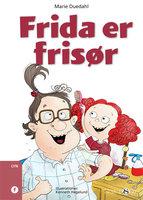 Frida er frisør - Marie Duedahl