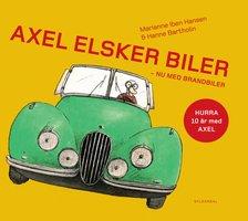 Axel elsker biler - Lyt&læs - Marianne Iben Hansen, Hanne Bartholin