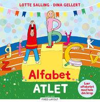 Alfabet-atlet - Lotte Salling