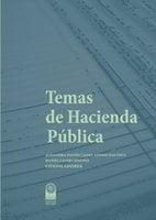Temas de hacienda pública - Ruth Alejandra Patiño Jacinto, Jairo Alonso Bautista, Daniel Castro Jiménez