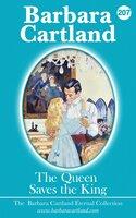 The Queen Saves The King - Barbara Cartland