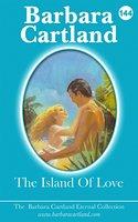 The Island Of Love - Barbara Cartland