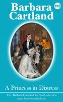 A Princess in Distress - Barbara Cartland
