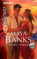 Pasiones y traición - Maya Banks