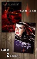 Pack Darkiss - Varias Autoras