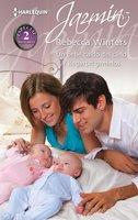 Un bebé caído del cielo - Y llegaron gemelos - Rebecca Winters