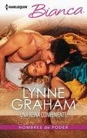 Una reina conveniente - Lynne Graham