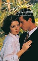 Una boda conveniente - Lucy Gordon