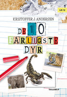 De 10 dyr: De 10 farligste dyr - Kristoffer J. Andersen
