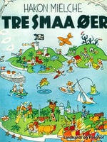 Tre små øer - Hakon Mielche
