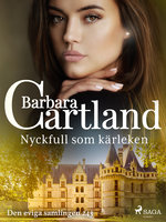Nyckfull som kärleken - Barbara Cartland