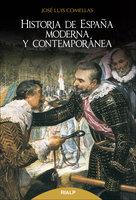 Historia de España moderna y contemporánea - José Luis Comellas García-Lera