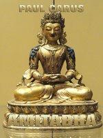 Amitabha - A Story Of Buddhist Theology - Paul Carus