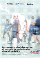 Las competencias laborales en el mercado de profesionales de América Latina - Paola Ochoa, Kety Jáuregui, Tatiana Gomes, Betty Ruiz, Virginia Lasio