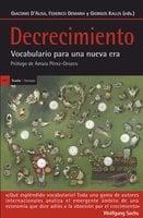 Decrecimiento - Federico Demaria, Giacomo D'Alisa, Giorgos Kallis