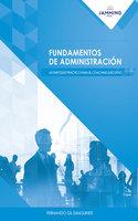 Fundamentos de administración - Fernando Gil Sanguineti