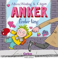 Anker (2) - Anker finder ting - Alberte Winding